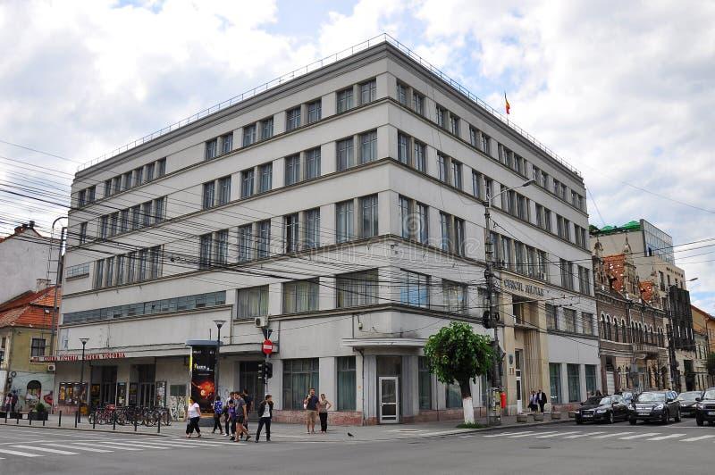 Кино Виктория, Cluj стоковое фото