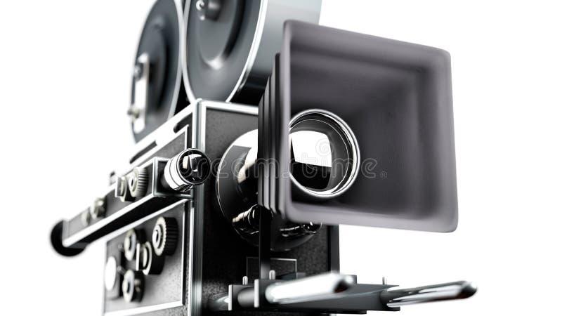 кино камеры ретро стоковая фотография rf