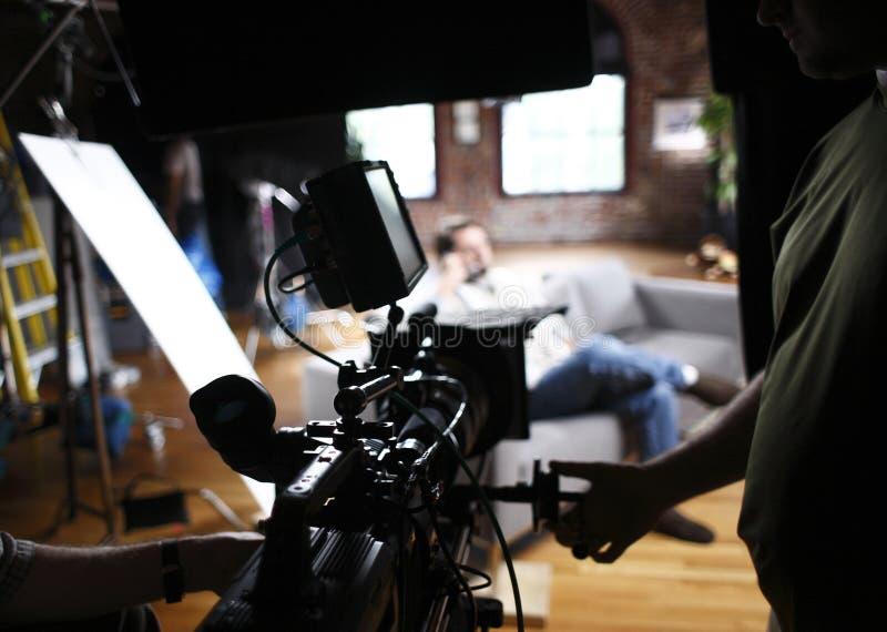 кино камеры цифровое стоковое фото