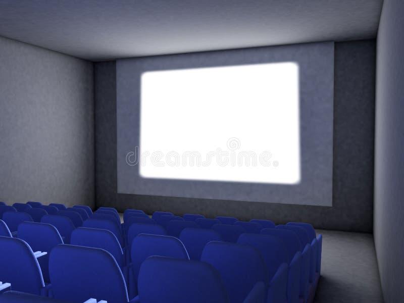 кино иллюстрация вектора