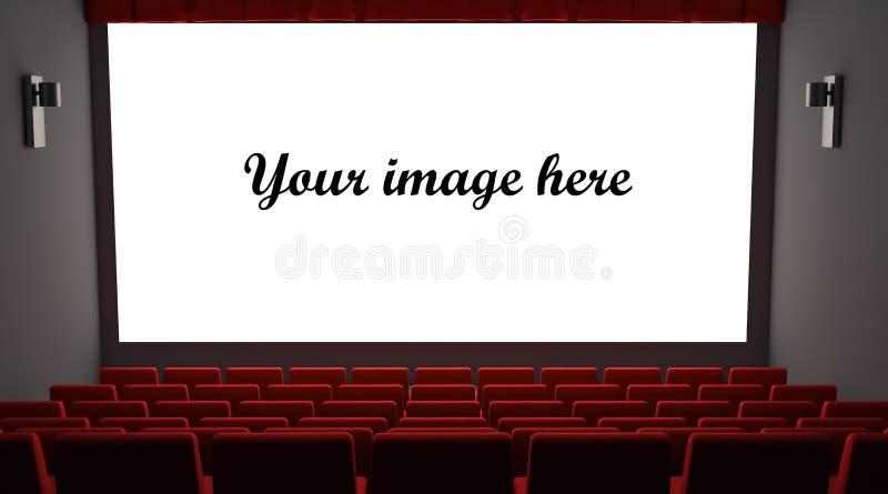 Кино бесплатная иллюстрация