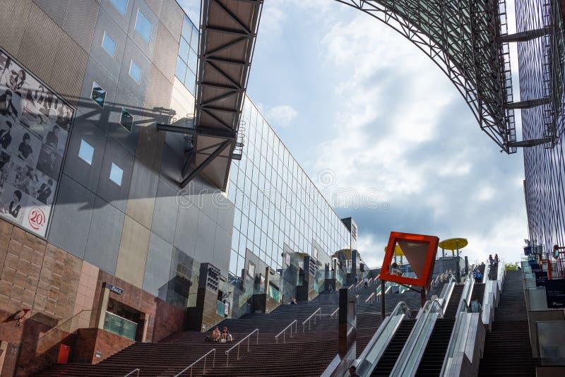 Киото, старая столица страны стоковые фото