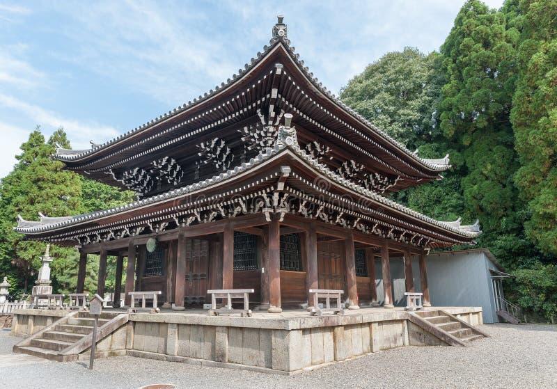 КИОТО, ЯПОНИЯ - 9-ОЕ ОКТЯБРЯ 2015: Chion-в святыне, висок в higashiyama-ku, Киото, Японии Штабы святыни Jodo-shu стоковые изображения