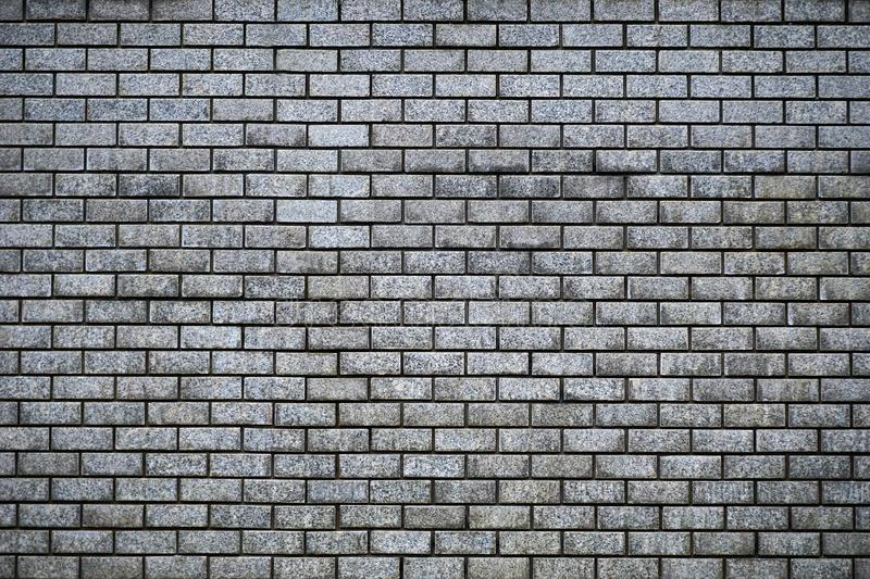 кирпичная стена белой текстуры предпосылки цвета стоковая фотография rf