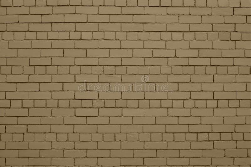 Кирпичная стена Брауна стоковые фотографии rf