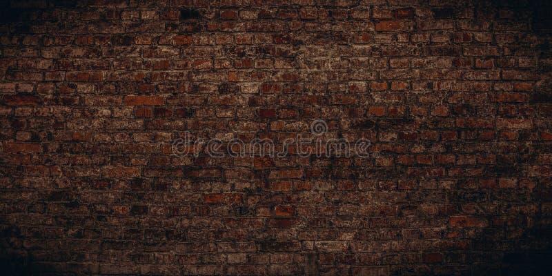 кирпичная стена Ужас-стиля грязная старая Абстрактная предпосылка текстуры для планов хеллоуина стоковые фотографии rf