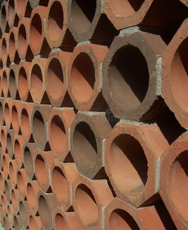 кирпичная стена Стоковое фото RF