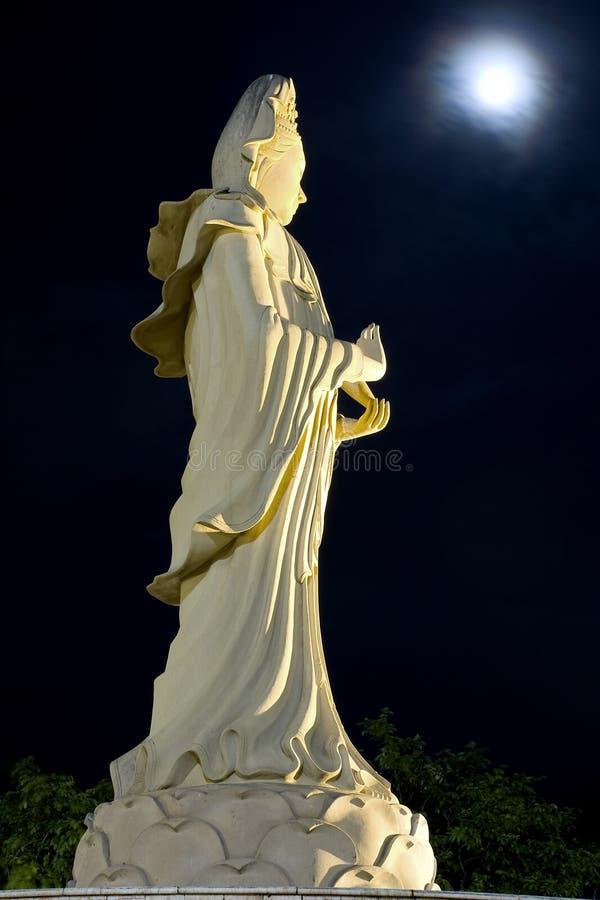 китайская богина стоковое фото