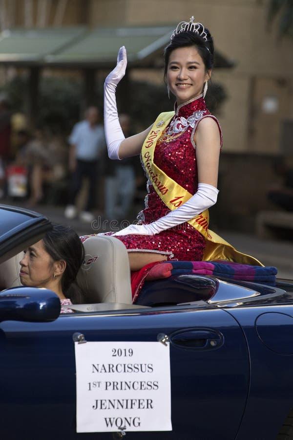 Китайская королева красоты стоковые фотографии rf