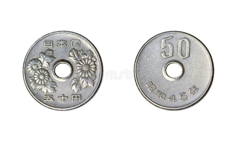 китайская монетка старая стоковая фотография