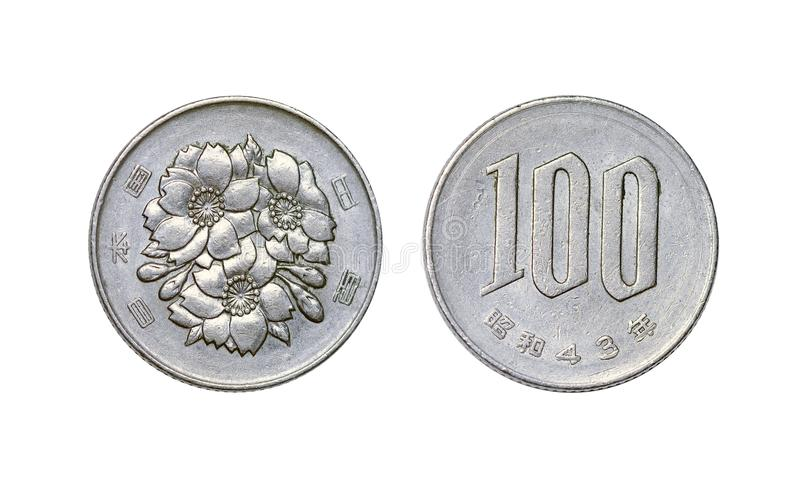 китайская монетка старая стоковые изображения