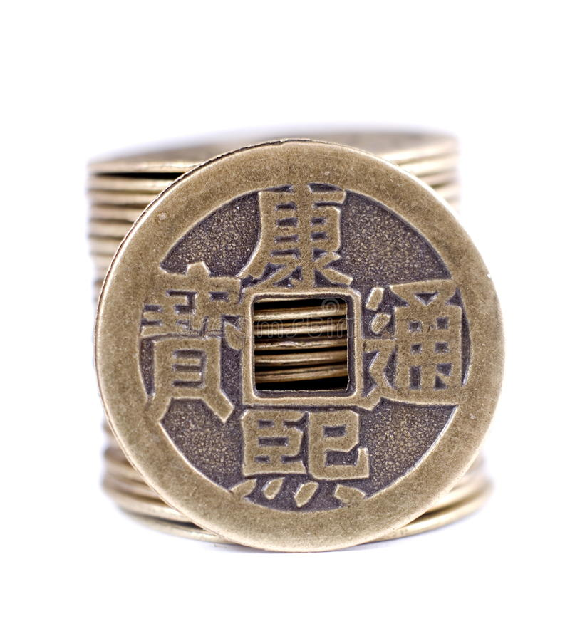 Монетка китайская цена 2 копейки 1906 года
