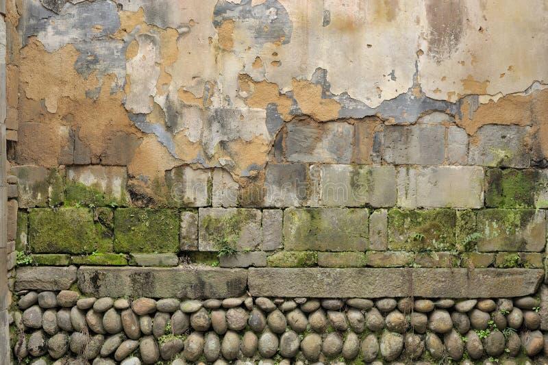 Китайская древняя стена стоковое фото