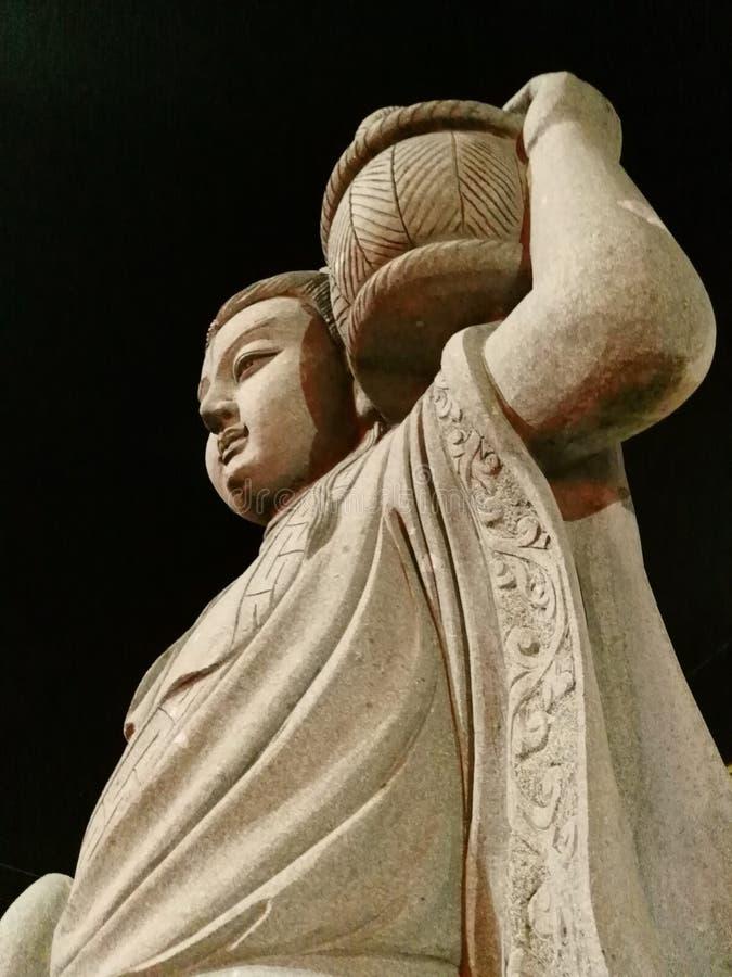 китайские боги стоковое фото