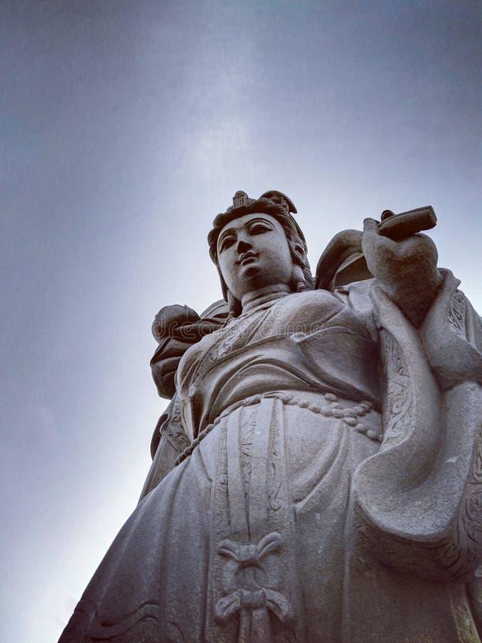 китайские боги стоковая фотография