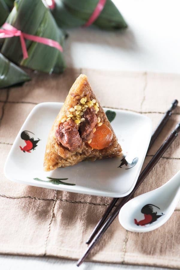 Китайские вареники риса (яичко соли) стоковые изображения