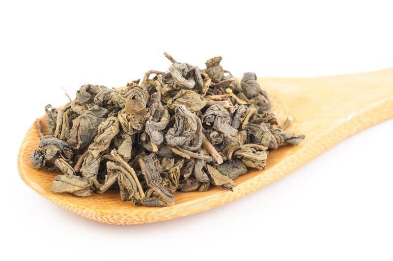 Download Китайский зеленый чай стоковое изображение. изображение насчитывающей контейнер - 81810253
