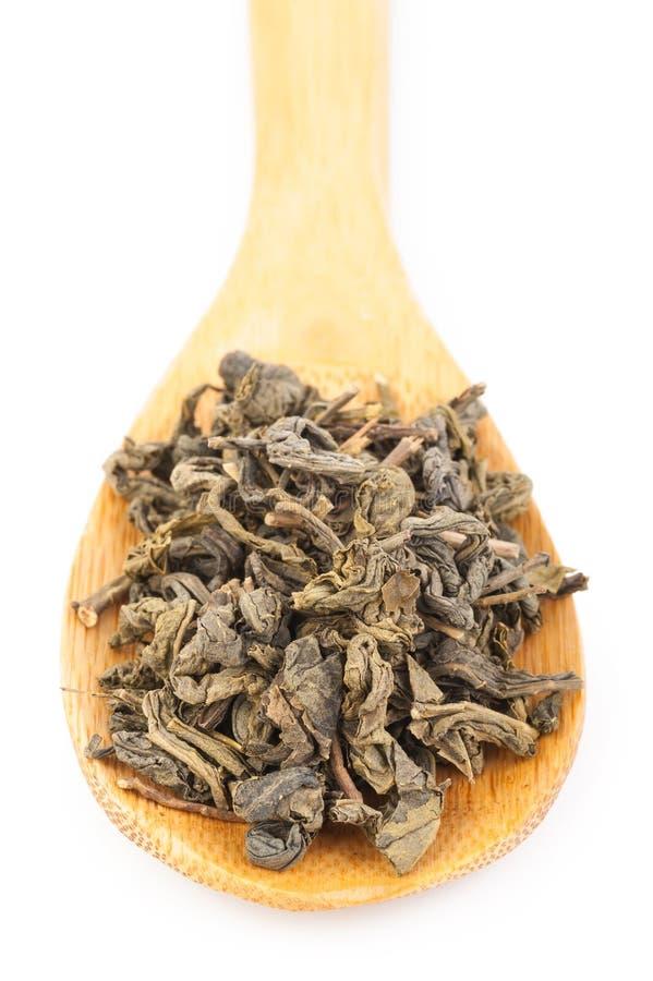 Download Китайский зеленый чай стоковое фото. изображение насчитывающей темно - 81810258