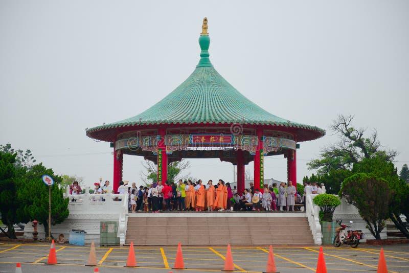 китайский павильон стоковая фотография