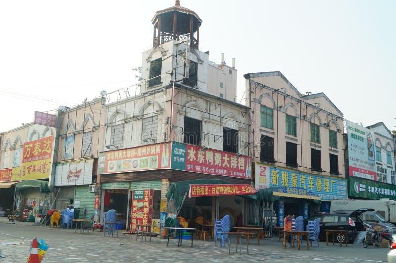 китайский ресторан стоковое фото