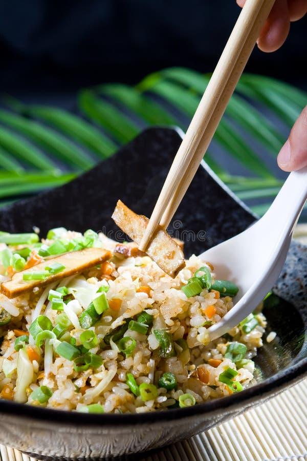 китайский рис стоковые фото