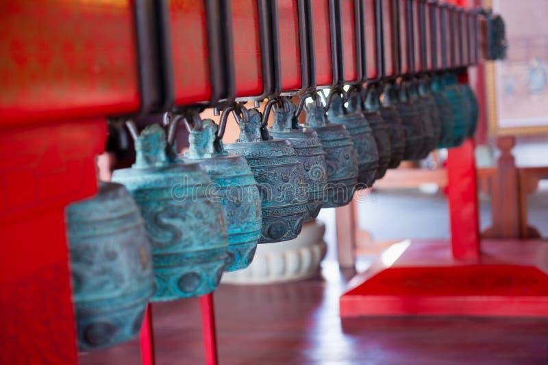 Китайский старый перезвон стоковые изображения rf
