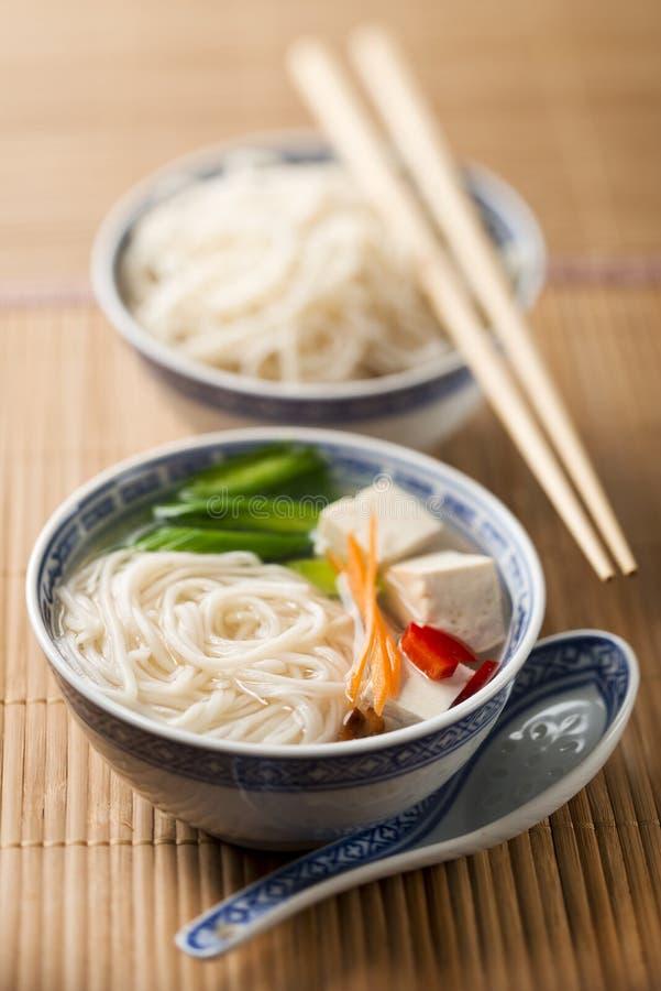 Китайский суп стоковое фото
