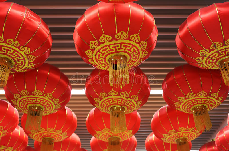 Китайский фонарик Китай стоковые фотографии rf