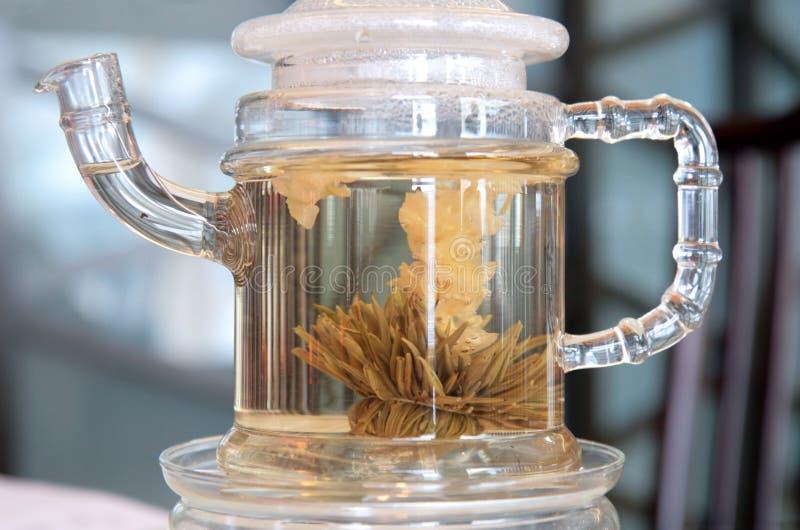 китайский чай бака стоковые изображения rf