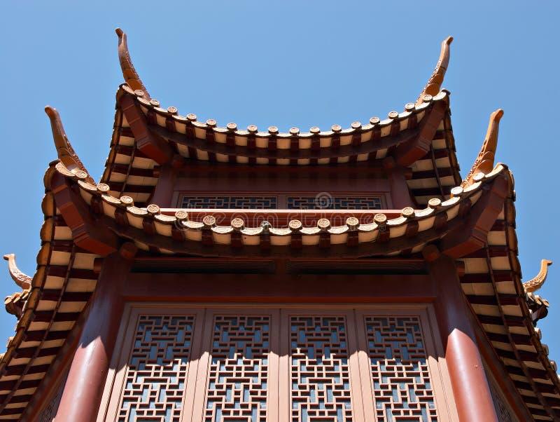 Download китайский pagoda стоковое изображение. изображение насчитывающей рамка - 488901