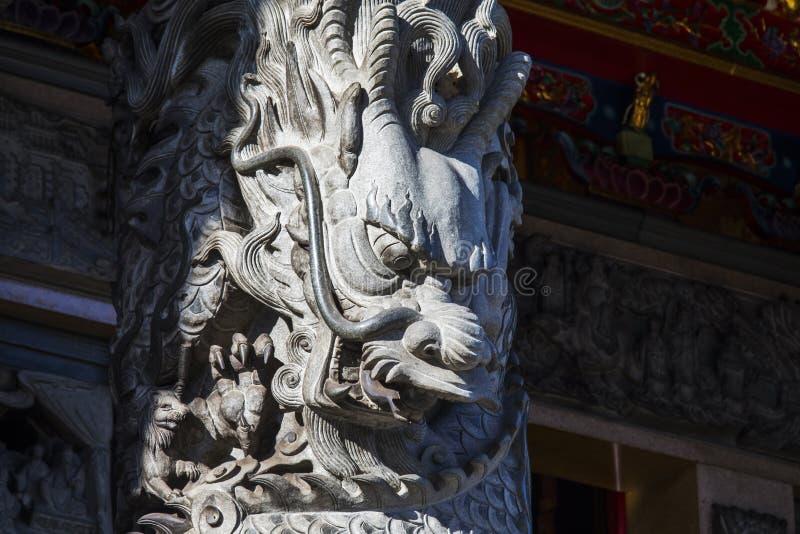 Китайское вероисповедание, виски, штендеры, штендеры дракона, драконы стоковое изображение
