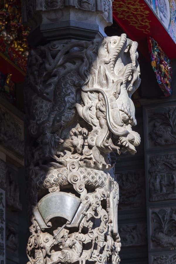 Китайское вероисповедание, виски, штендеры, штендеры дракона, драконы стоковые фотографии rf