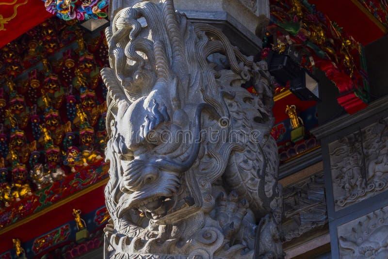 Китайское вероисповедание, виски, штендеры, штендеры дракона, драконы стоковые изображения rf