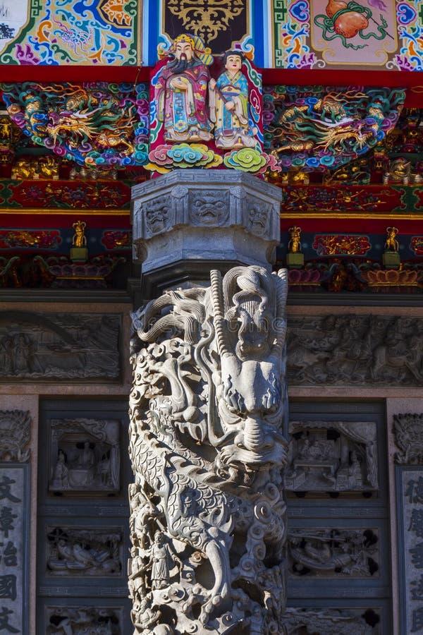 Китайское вероисповедание, виски, штендеры, штендеры дракона, драконы стоковые фото