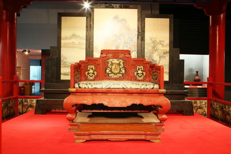 китайское место империи s стоковые фотографии rf