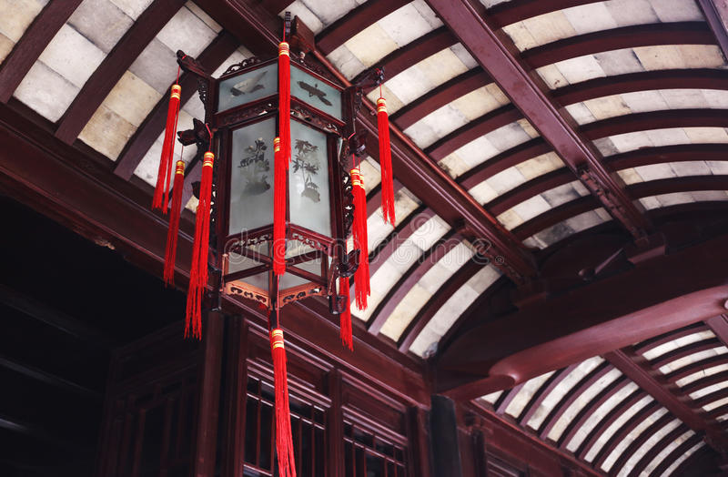 Китайское новое ¼ Китай Lanternï ¼ Yearï стоковое фото rf