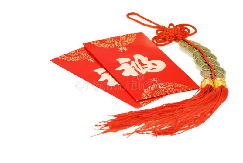 китайское Новый Год украшений стоковое изображение