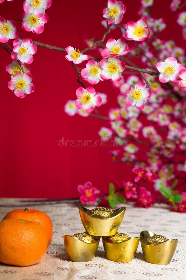 Китайское deocration Нового Года стоковые фотографии rf