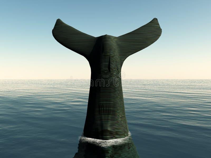 кит кабеля Стоковая Фотография
