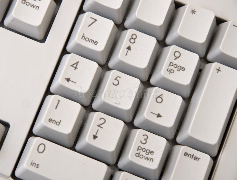 клавиатура изображения компьютера предпосылки стоковая фотография rf