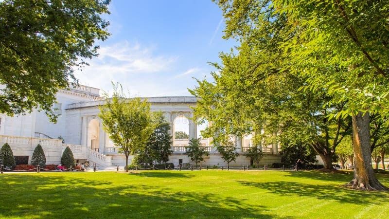 Кладбище Арлингтона национальное, Вашингтон стоковое фото rf