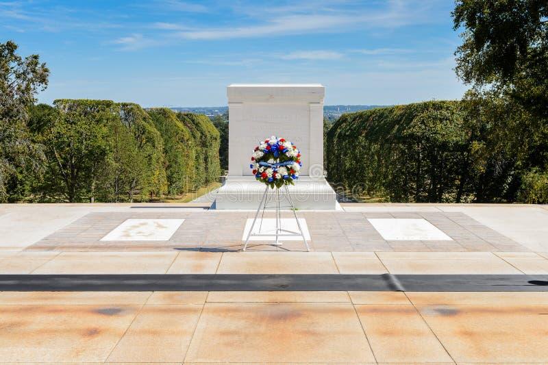 Кладбище Арлингтона национальное, Вашингтон стоковые изображения