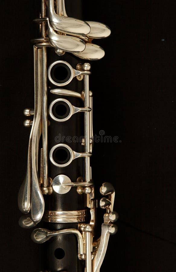 кларнет стоковые фото