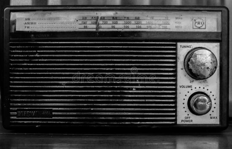 Классика радио стоковое изображение
