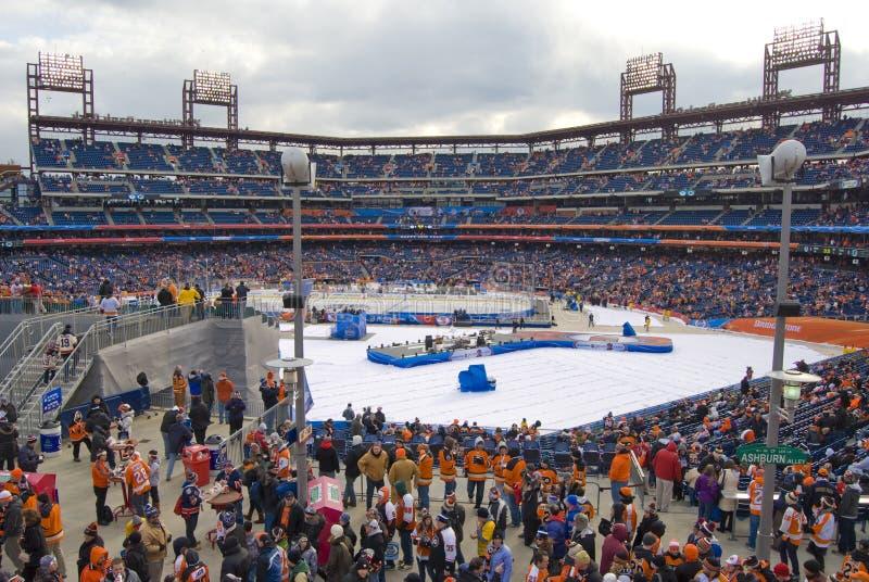 Классика 2012 зимы стоковые фото