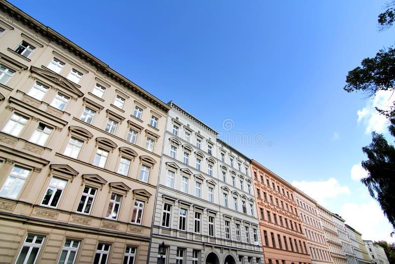 классика berlin зодчества стоковое изображение