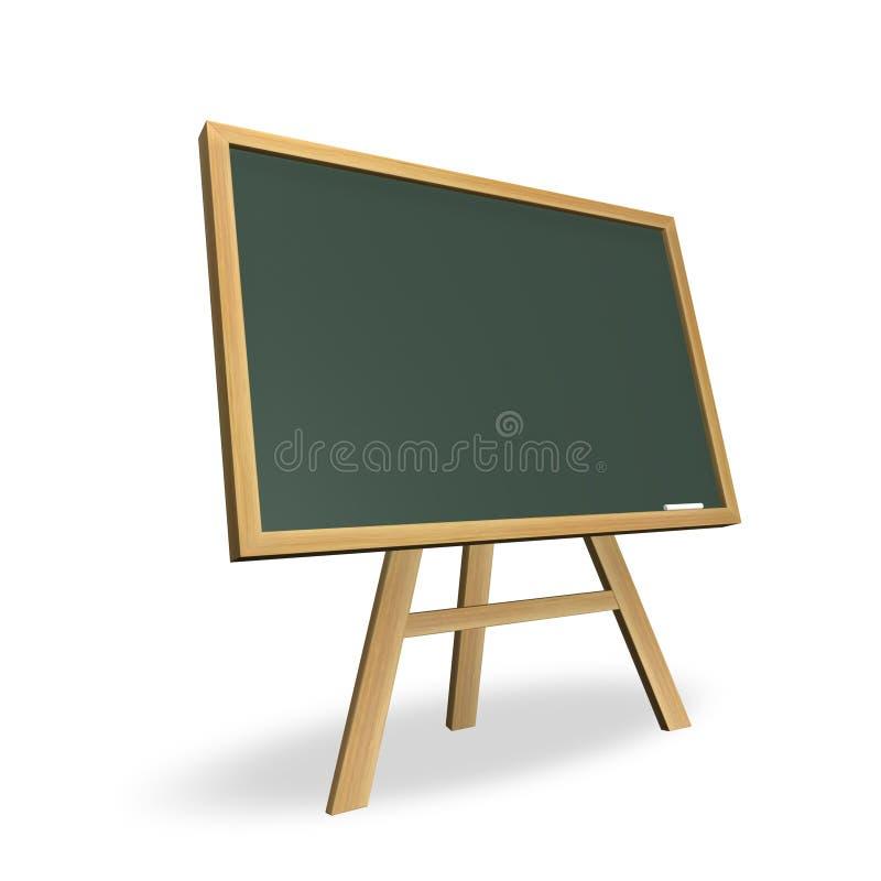 классика chalkboard иллюстрация штока