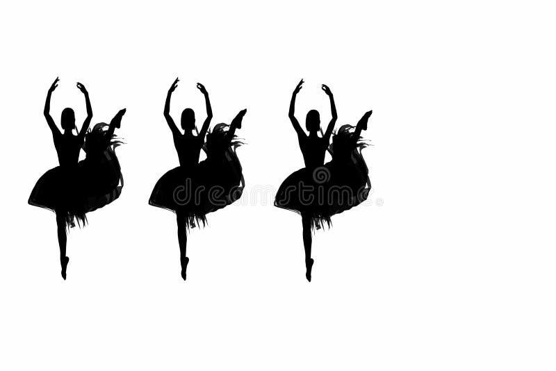 Классический балет Бесплатное Стоковое Изображение