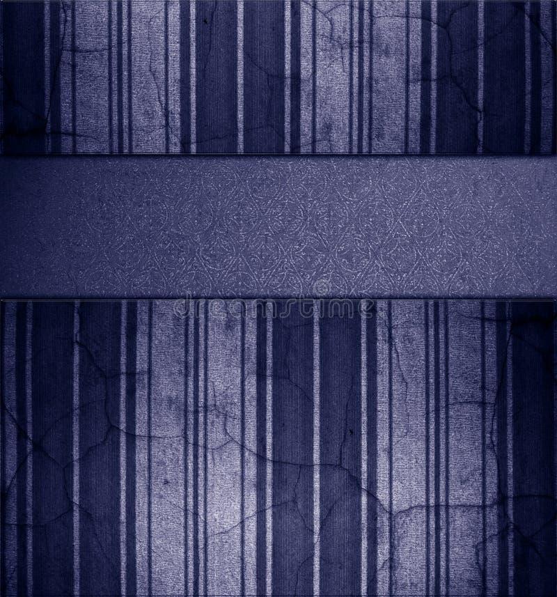 классический шаблон иллюстрация вектора