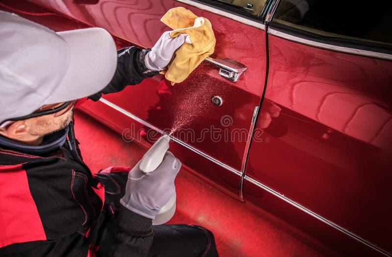 Классическое обслуживание автомобиля стоковые изображения